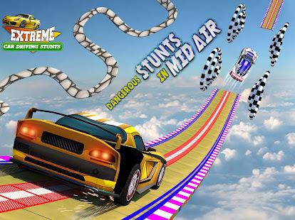 Extreme Car Driving Stunt GT Racing City Simulator for PC-Windows 7,8,10 and Mac apk screenshot 11