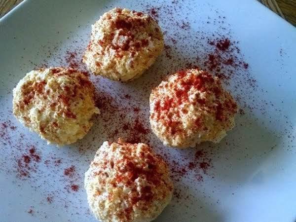 Deviled Egg Balls Appetizer Recipe