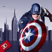Avenger Captain America Infinity War APK