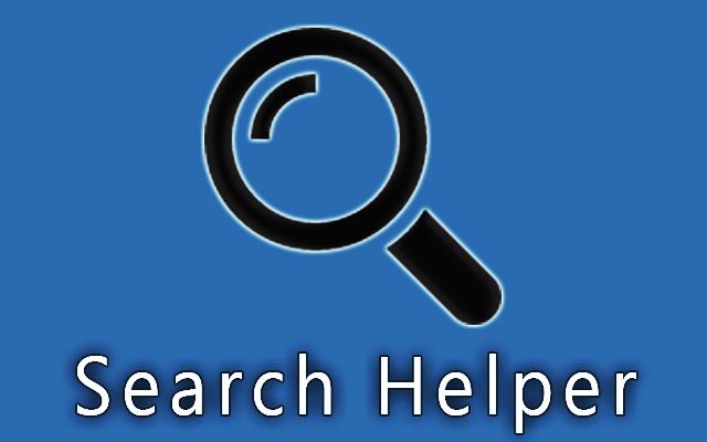 Search Helper