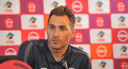 Bradley Grobler is the Absa Premiership player of the month for August.