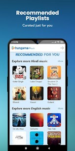 Hungama Music – Stream & Download MP3 Songs (MOD ,Pro) v5.2.22 2