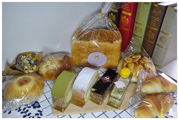 古華花園飯店-酷糕點(桃園中壢)-內用下午茶-外帶麵包&精緻蛋糕!