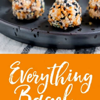 Everything Bagel and Lox Keto Fat Bombs.