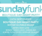 Sunday Funk rooftop Day-Night Party Durban : Kulture