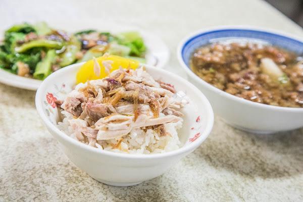 聽說雞片飯很好吃!?Google評論4.2分超人氣火雞肉飯!阿溪火雞肉飯