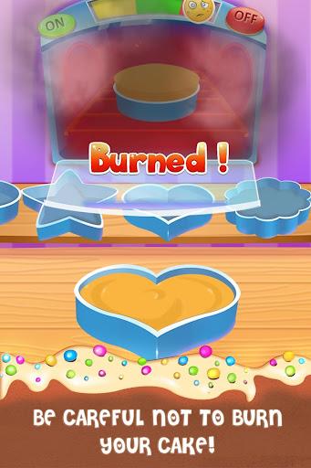 cake master cooking - food design baking games screenshot 3