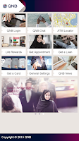 Screenshot of QNB Mobile