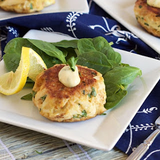 The Very Best Crab Cakes.