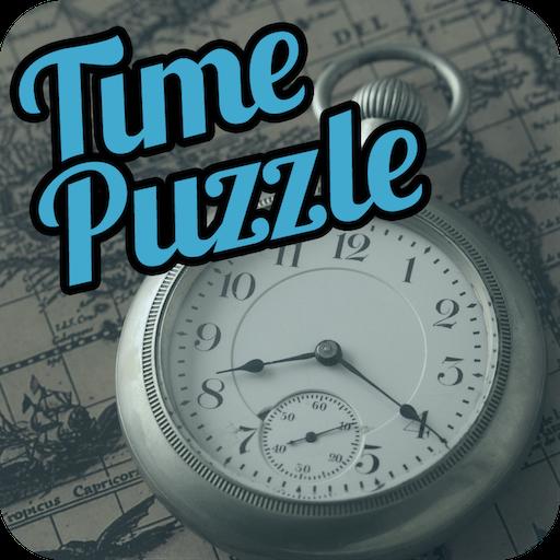 僕らの昭和・平成史並べ替えクイズ-Time Puzzle 益智 App LOGO-硬是要APP