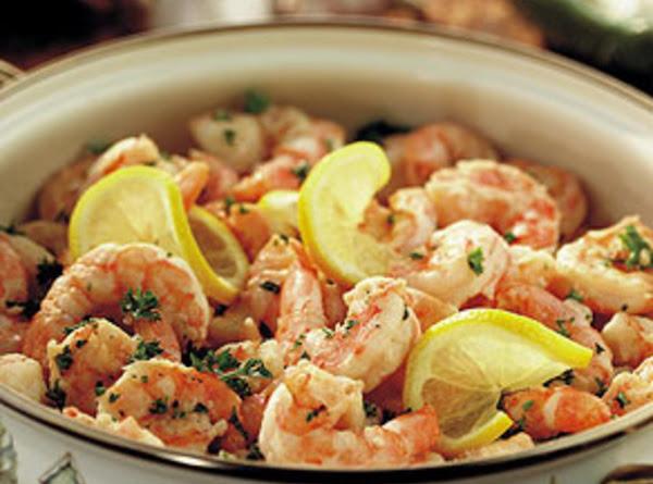 Traditional Shrimp Scampi Recipe