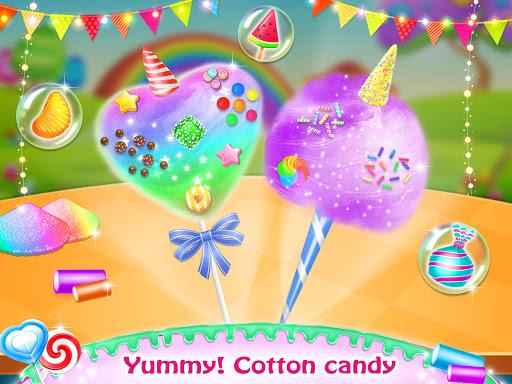 Cotton Candy & Sweet Maker Kitchen painmod.com screenshots 6