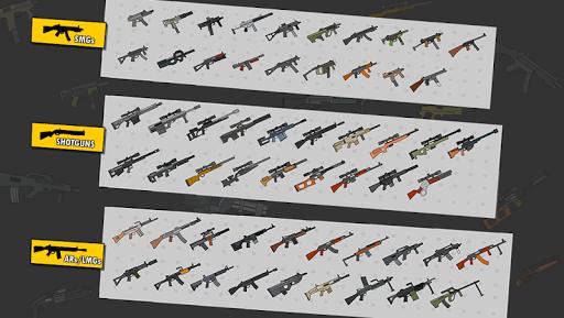 Gun Fight:One Stickman Jump Combat Game apkdebit screenshots 8