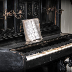 by Nancy Tharp - Artistic Objects Musical Instruments