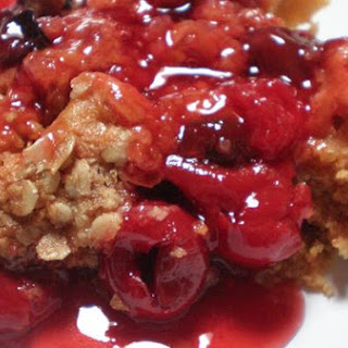 Blueberry Cherry Buckle