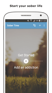 Sober Time - Sobriety Counter & Recovery Tracker- screenshot thumbnail