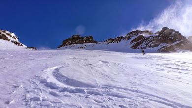 Photo: 40 degrees below Silvrettahorn