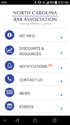 ncba member benefits screenshot 1