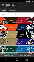 Screenshot of NFL Mobile