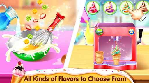 ��Ice Cream Master 2 - Popular Dessert Shop 2.3.5017 screenshots 1