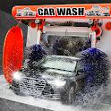 Sports Car Driving, Serves & Wash Simulator 2019 icon