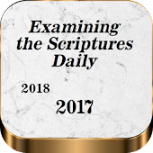 Examinig the Scriptures Daily 2017