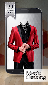 Men's Clothing Photo Montage screenshot 2