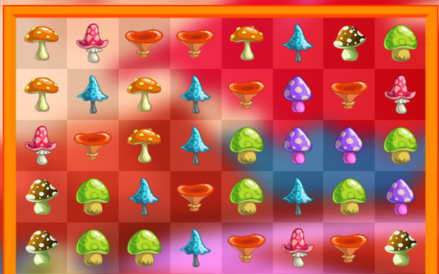 Mushroom Match3 Game