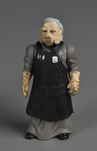 Action figure:Star Wars Power of the Force 2: Ugnaught II