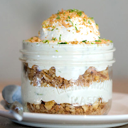 Key Lime Pie Jar