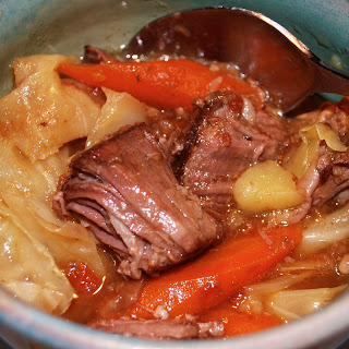 Just Delicious Beef Stew.