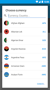 Currency Converter free - náhled