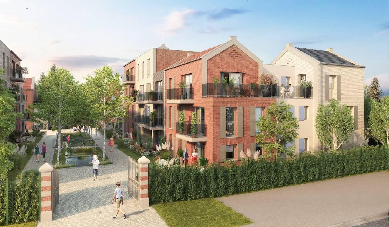 Appartement avec terrasse Mouvaux
