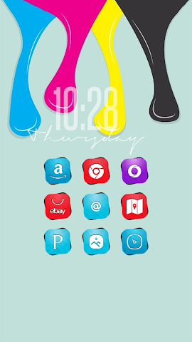 android Thanksgiving Gift Icon Pack Screenshot 0