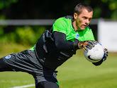 Danny Vukovic, qui a quitté Genk, s'entraîne avec le Sydney FC