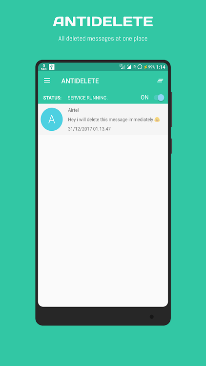 Antidelete View Deleted Whatsapp Messages Android