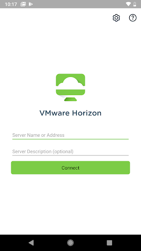 VMware Horizon Client 5.1.1 screenshots 1