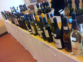 Photo: WHITE WINES FROM SOUTH ITALY
