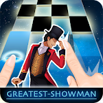 The Greatest Showman Piano Tiles 2 Icon