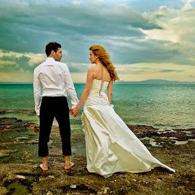 Sofia Camplioni (SC1019) by Sofia Camplioni - Wedding Bride & Groom