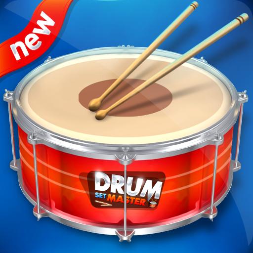 Drum Set Master 音樂 App LOGO-硬是要APP