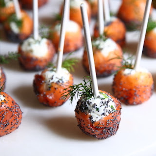 These Lox Lollipop Bites Are the Perfect Holiday Treat