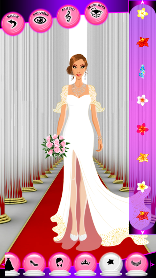 Wedding Dress Up Games - Android Apps on Google Play
