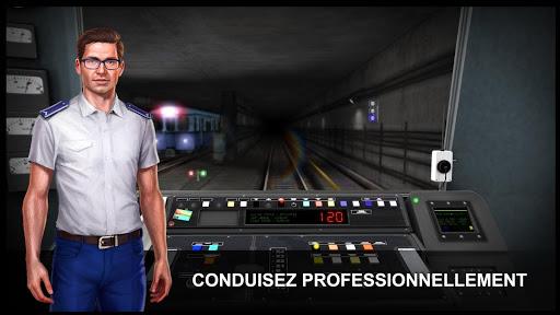 Subway Simulator 3D - Conduite Souterraine  captures d'écran 2
