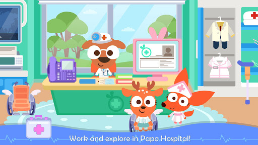 Papo Town: Hospital filehippodl screenshot 10