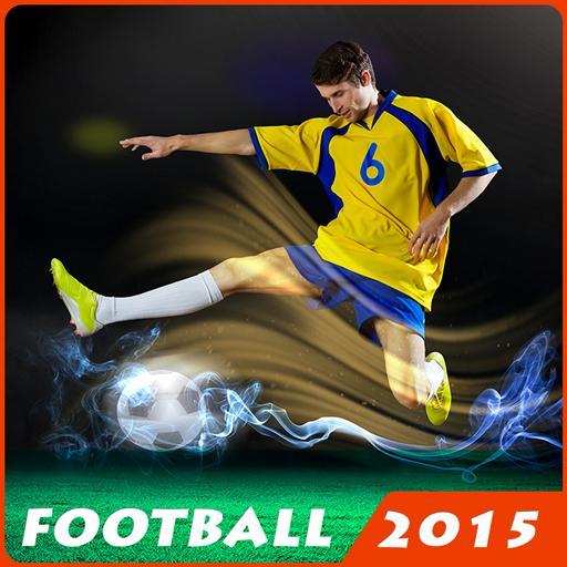サッカー2015 體育競技 App LOGO-APP試玩