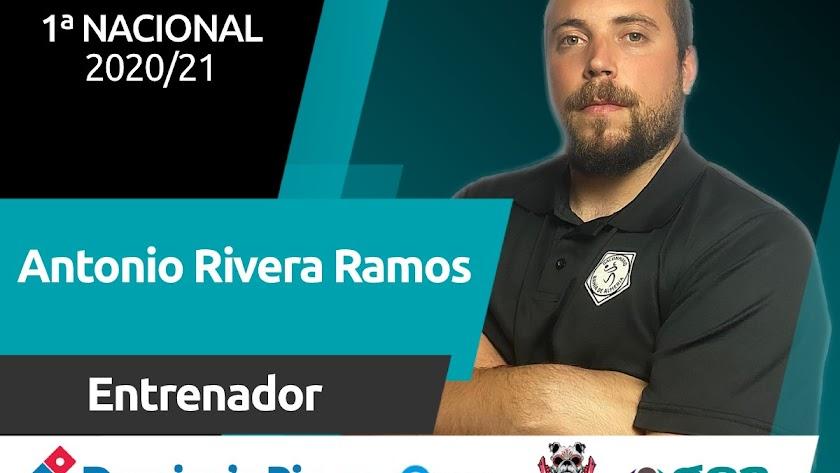 Antonio Rivera.