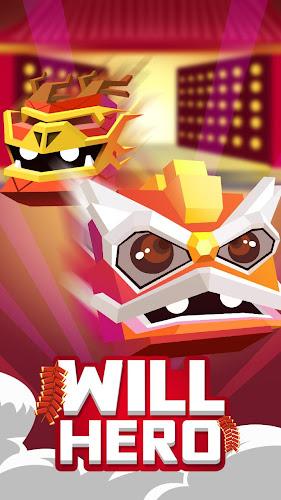 Will Hero Android App Screenshot
