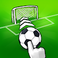 Puppet Soccer Striker: Football Star Kick
