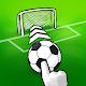 Puppet Soccer Striker: Jalgpall Star Kick